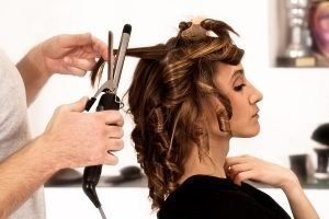 Hairdressing injury claims with The Compensation Experts