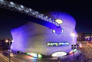 The Bull Ring Birmingham