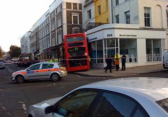 Public Transport Accidents