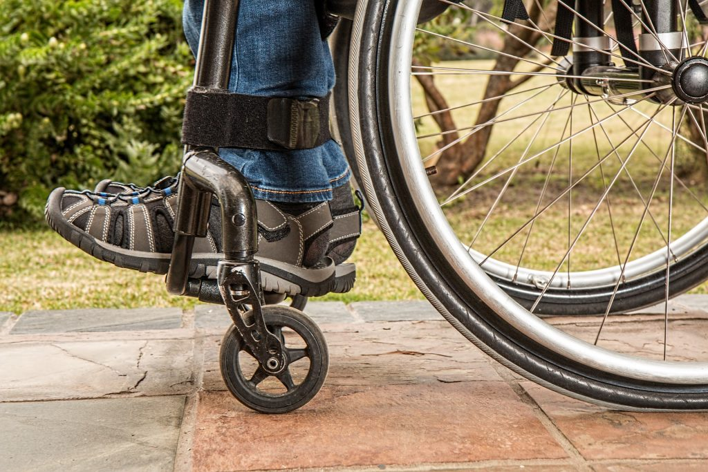 Disability and work injuries
