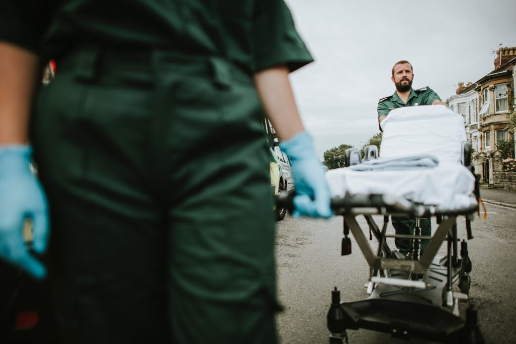 Ambulance Trolleys might be needed for some Common Workplace Injuries To Be Aware Of