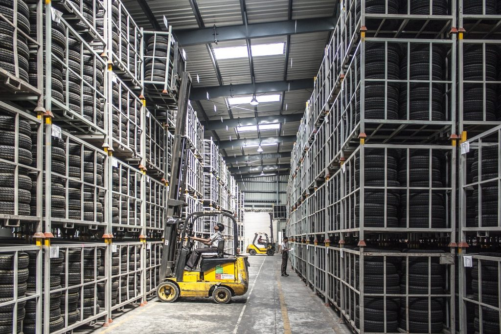 Warehousing Accidents