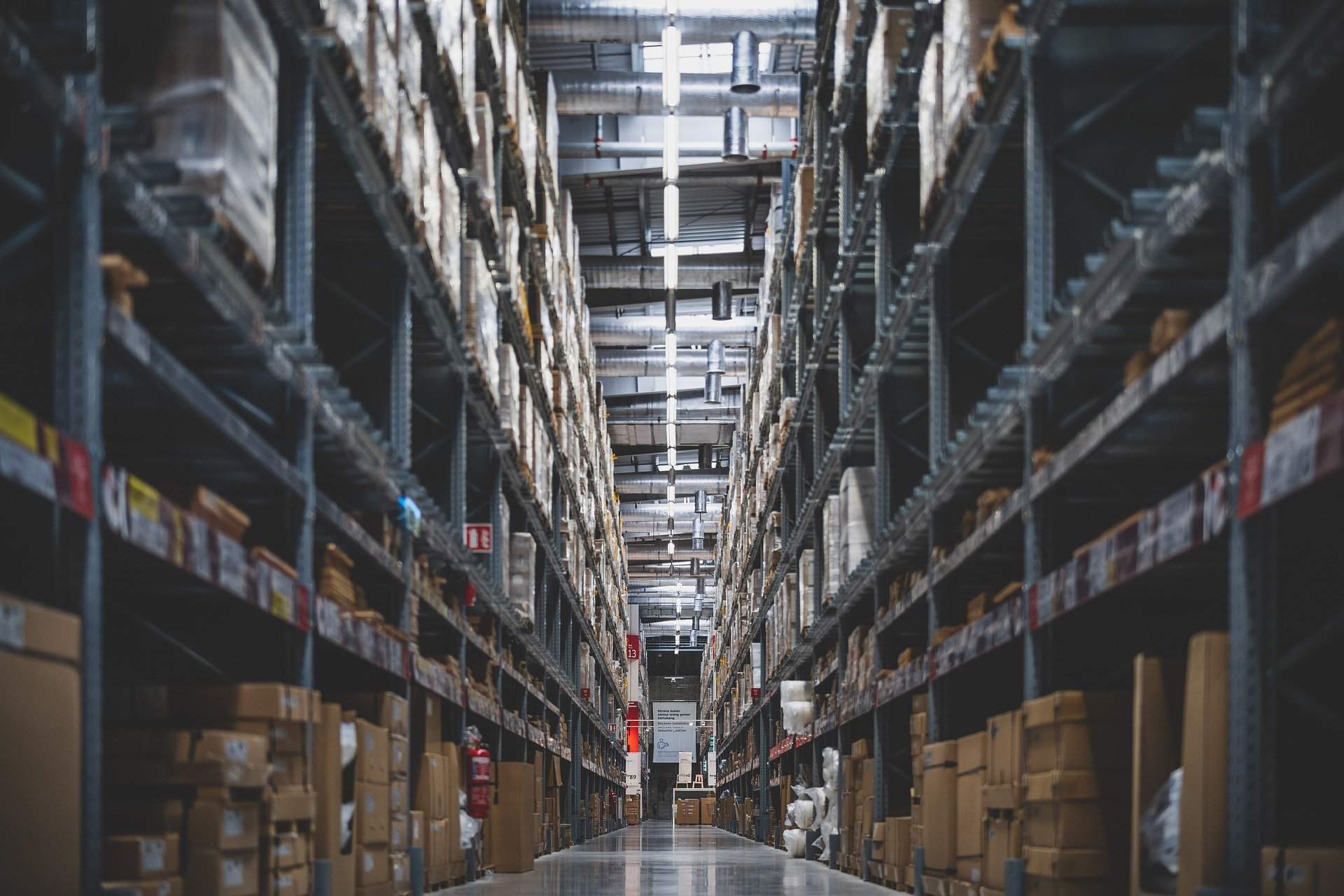 Accidents in Warehouses