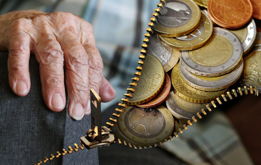 differences between pension types